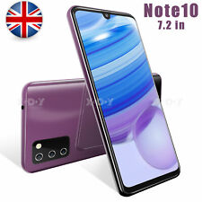 """7.2"""" LTE 4G Unlocked Android 9.0 2SIM Mobile Smart Phone Large Screen Cheap 5MP"""