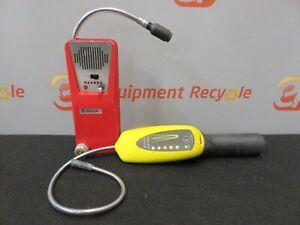 Inficon & TIF 8800A Gas-Mate Combustible Gas Detector Monitor Sensor Tester