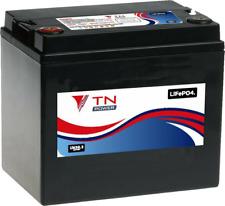 12V 33Ah Lithium Batterie à Décharge Profonde Pour Mobilité et Golf LiFePO4