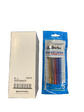 6 Papermate Refillable Mechanical Pencil Packs 05mm Hb 2 74414
