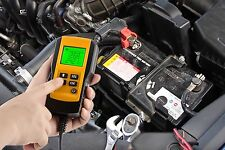 Digital 12V Car Automotive Battery Load Tester And Analyzer Of Battery Life