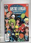 JUSTICE LEAGUE QUATERLY n°1 - DC comics 1990 - Etat neuf