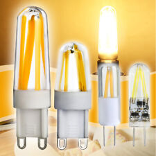 Mini G4 G9 LED Lamp Dimmable Filament Bulb Crystal Chandelier Light Replace 876