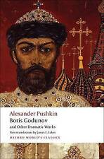 Boris Godunov and Other Dramatic Works by Aleksandr Sergeevich Pushkin...