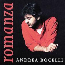 ANDREA BOCELLI - ROMANZA (REMASTERED 2LP) 2 VINYL LP NEUF
