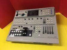 PANASONIC WJ-MX50A BENCH TOP DIGITAL AV MIXER SWITCHER