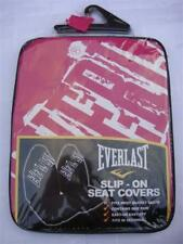 PINK EVERLAST THROW OVER,SEAT COVER,FIT ALL BUCKET SEAT