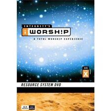 DVD iWorship INTEGRITY Resource System Volume X  A Total Worship Experience NEU