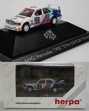"Herpa Mercedes 190E DTM '93 ""DTM Junior Team"" Nr. 23 PC 035828 OVP neu 1:87"