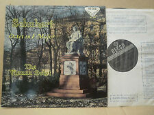 DECCA SXL 2028 WBg D.G SCHUBERT OCTET VIENNA OCTET  ENGLISH ED. 1 PRESSING