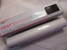 """htvront hvt  heat transfer vinyl roll  12"""" x 20'  white"""