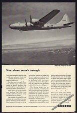 1944 WWII BOEING B-29 Superfortress Plane Photo WW II WW2 Aviation AD