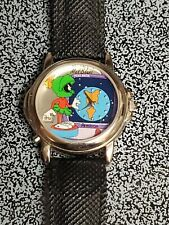 Rare Mel Blanc Armitron Marvin the Martian Watch Talking Looney Toons