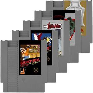 Nintendo Entertainment Concealable Drink Flask (Retro NES Video Game Cartridge)