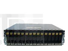 EMC CX3 CX4 30TB 4P-DAE CX-SA07-020 2TB 7.2k RPM FC Drives w/Bezel Rails Cables