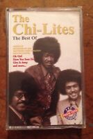The Best of the Chi-Lites [Prime Cuts] by The Chi-Lites (Cassette Tape 1997