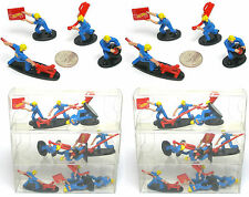 24pc 1998 TYCO Hot Wheels Kyle Petty #44 HO Slot Car Racing PIT CREW Scene 33569