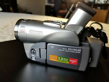 Canon Elura 60 Mini DV Camcorder (Japan)
