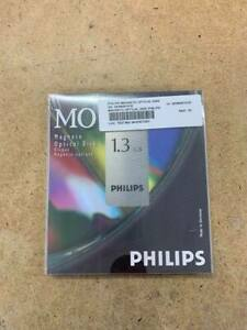 """Philips MO Magneto Optical Disk 1.3 GB 5.25"""" 130mm"""