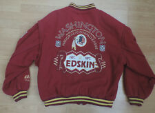 "Rare Vintage Washington Redskins American Football NFL Campri Jacket 52"" F6-A3"
