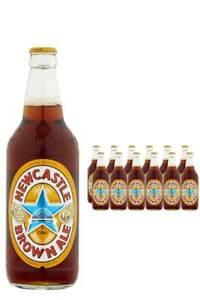 Newcastle Brown Ale English Ale 12 x 550ml Bottles