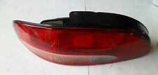 93-96 PLYMOUTH COLT LH L LEFT HAND DRIVER SIDE TAIL LIGHT HOUSING OEM FACTORY