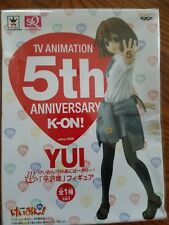 K-On! 5th Anniversary Special Quality SQ Figure Yui Hirasawa Ban...
