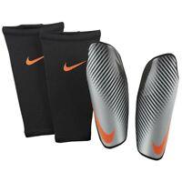 Nike Protegga Carbonite Shin Pads Schienbeinschoner Fussball Neu Gr M