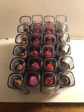 Huge Lipstick Lot! - Love My lips - 24 Total Tubes!