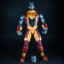 Marvel Legends Colossus Loose Complete Minus BAF