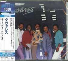 TAVARES-NEW DIRECTIONS -JAPAN CD B63