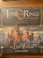 The Lost Realm Expansion; Angmar Awakened Cycle; Lord of the Rings LCG FFG