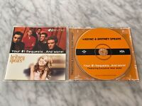 NSYNC & Britney Spears Your #1 Requests And More CD 2000 Justin Timberlake RARE!