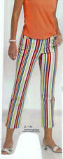 Gestreifte Normalgröße Hosengröße 40 Damen-Jeans