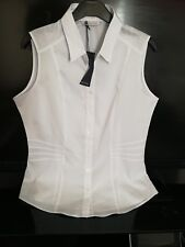 M &S Ladies Women Sleeveless Summer Formal Top Blouse Size 10 12 14 16 18 20 NEW