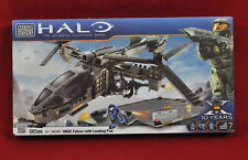 Halo Mega Bloks UNSC Falcon with Landing Pad 96940 New Sealed in Box