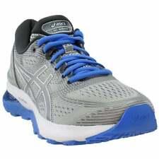 Asics Gel-Nimbus 21 Casual Zapatos Para Correr-Gris-Para Mujer