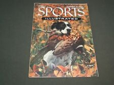 1954 October 25 Sports Illustrated Magazine - English Setter - Sp 8708