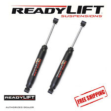 "ReadyLIFT SST3000 Rear Shock Kit Fits 11-19 Silverado / Sierra HD W/ 4""-5"" Lift"