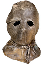 Trick or Treat Sack O Path Maniac Scarecrow Psycho Killer Halloween Mask TT107