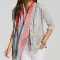 Cabi #5286 Womens Marble Front Pocket Cardigan Sweater 2018 Spring Collection