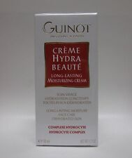 Guinot Crema Hydra Beaute Larga Duración Hidratante Crema 1.7 Oz/50 Ml Nuevo