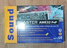 Creative labs sound blaster Awe32 Pnp