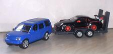 Kinsmart Plastic Diecast Cars