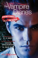 The Vampire Diaries: Stefans Diaries #4: The Ripper by L. J. Smith, Kevin Willi