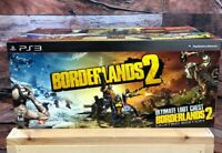 Borderlands 2 Ultimate Loot Chest Limited Edition Sony PlayStation 3 PS3 Sealed