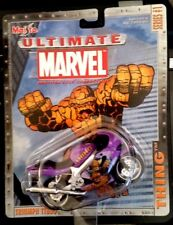 Maisto Ultimate Marvel Motorcycle Collection Thing Series #1 Triumph TT600