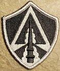 US ARMY SPACE COMMAND PATCH ACU CAMO UNIFORM BDU SUBDUED (USSPACECOM)