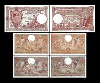 2x  100, 100, 1.000 Francs - Edition 1944 - Reproduction - B 11