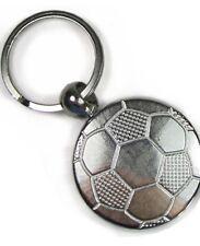 Personalised Keyring Metal Custom Photo Printed football